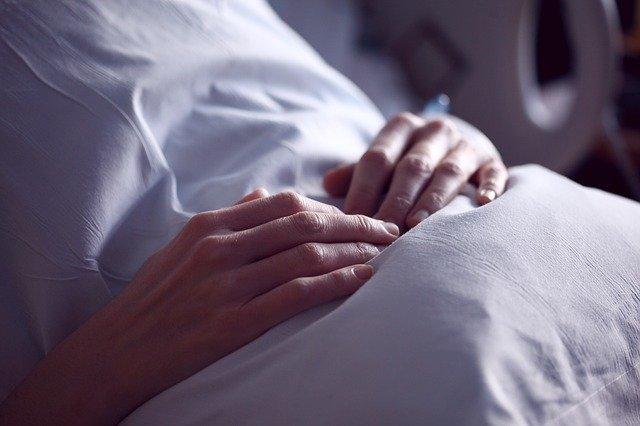 łóżko ortppedyczne plus materac odleżynowy